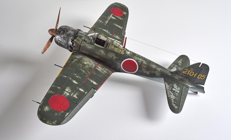 1/32 Tamiya Zero