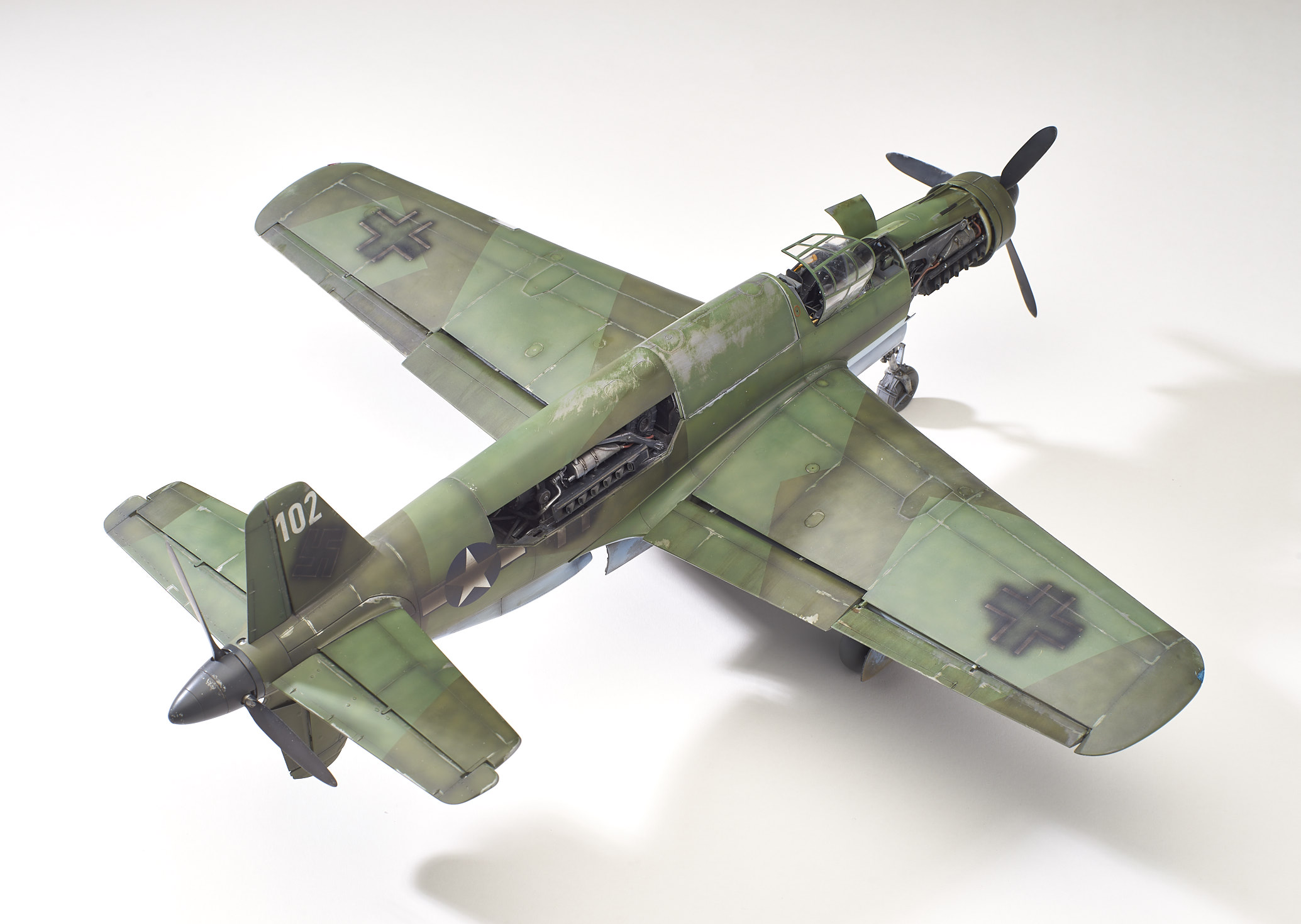 1/32 Zoukei-Mura Do-335