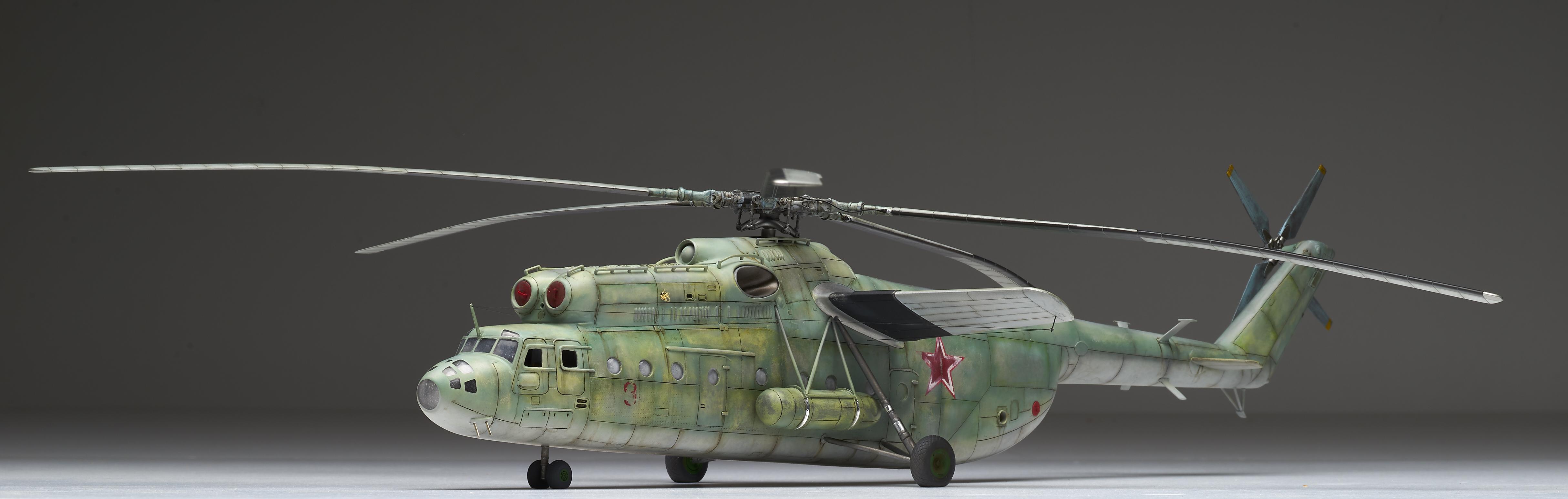 1/72 Amodel Mi-6