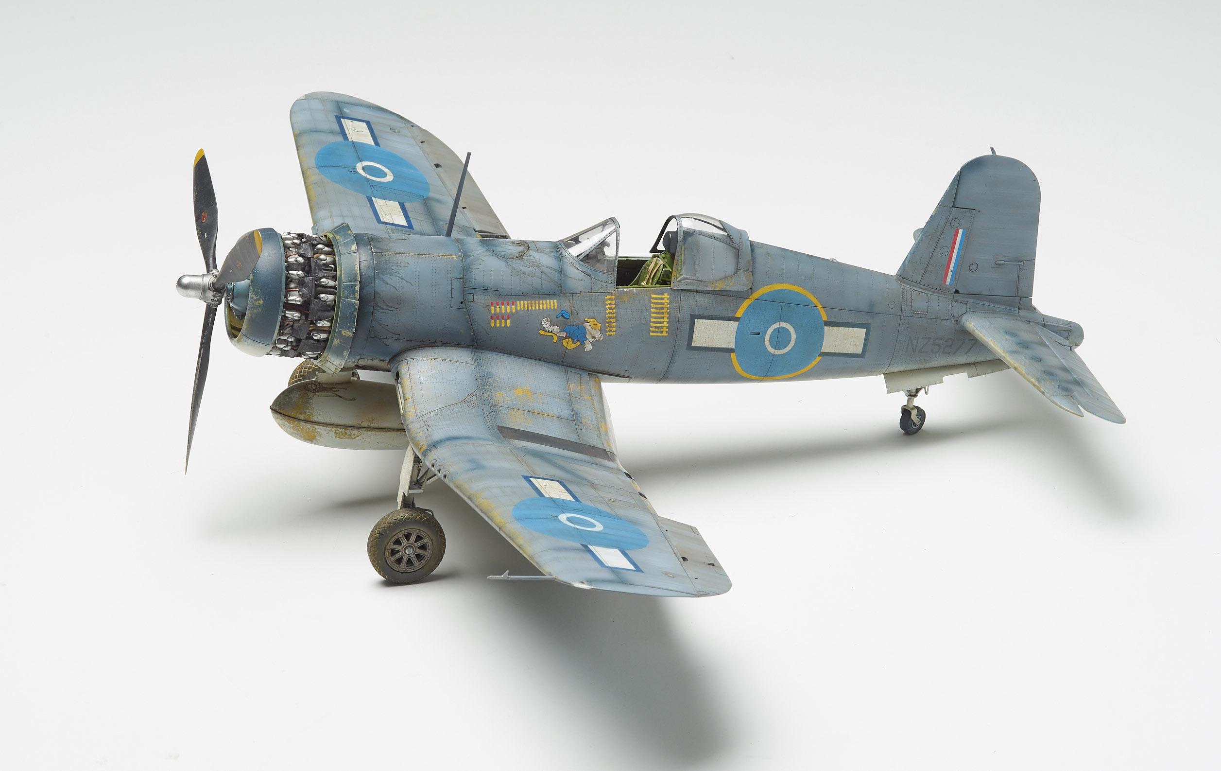 1/32 Tamiya F4U-1A