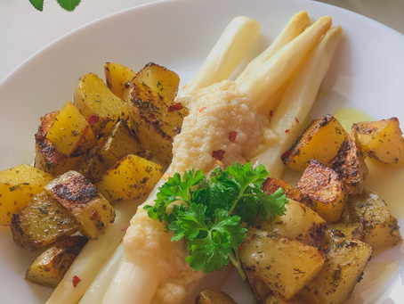 White Gold | Spargel