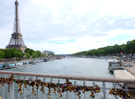 Eat Sensibly, Paris