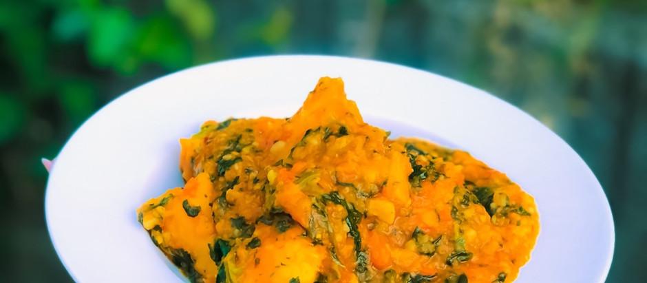 Yam Porridge (ASARO, IGBO STYLE)