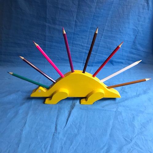 Pencilosaurus - including crayons
