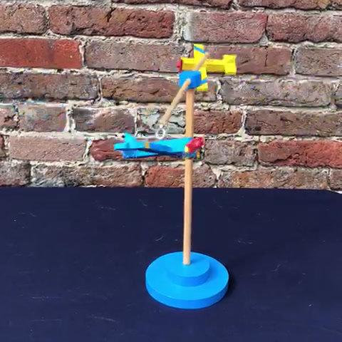 Air Race - Spinning arm with removable planes