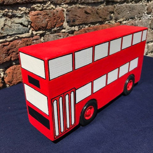 Large Double Decker Bus