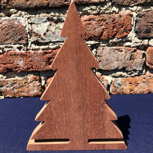 Hardwood Xmas Tree