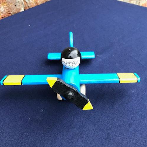 Aerobatic Plane