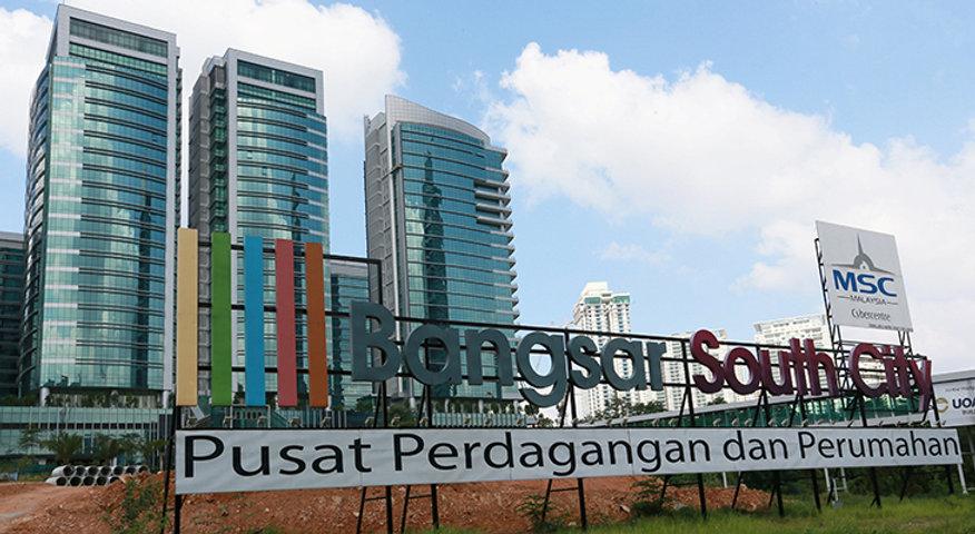 Bangsar South