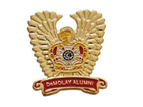 PIN DEMOLAY ALUMNI