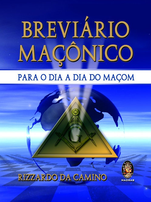 BREVIÁRIO MAÇÔNICO