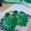 Thumbnail: Tropical Leaf Earrings - Island Vibes