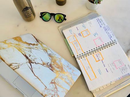 Work + Coffee + Stress Relief