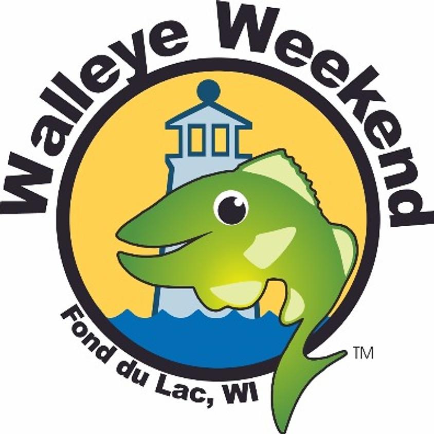 Walleye Weekend 2021 - 3 Day NADD Event