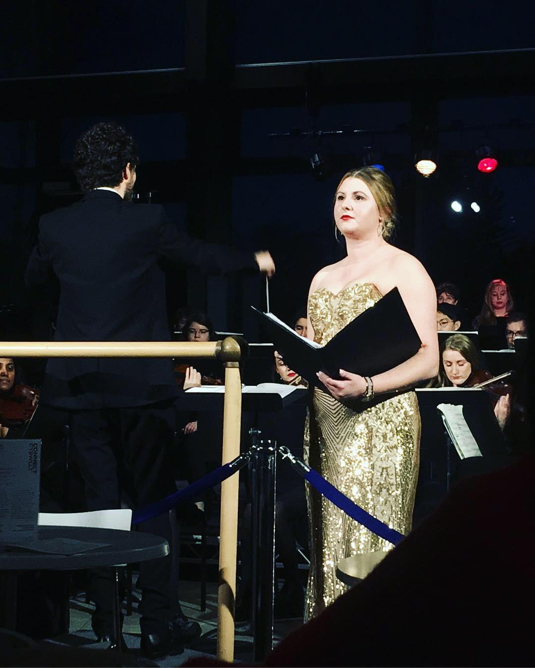 La Demoiselle Elue, Debussy