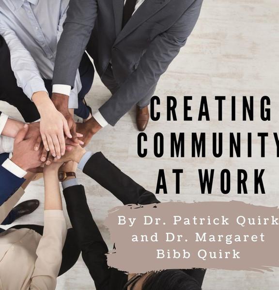 Creating Community at Work eBook