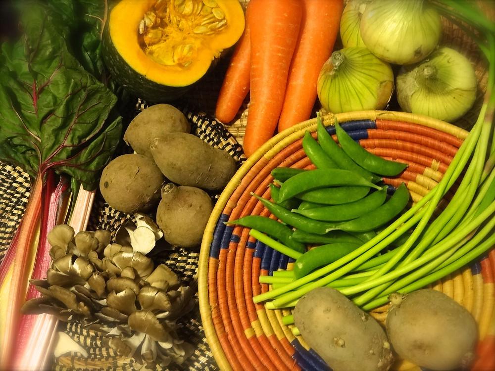 エコスペースゆう 有機野菜