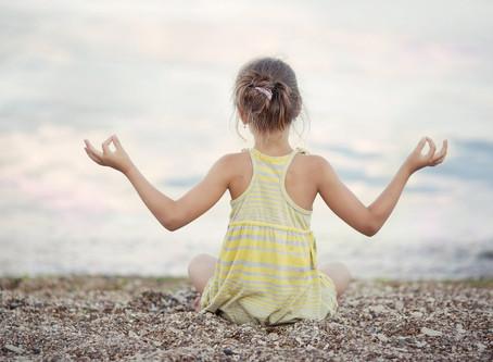 Méditer avec les enfants