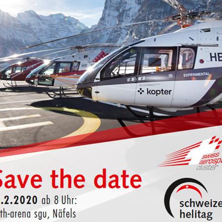 1. Schweizer Helitag – 11. Februar 2020
