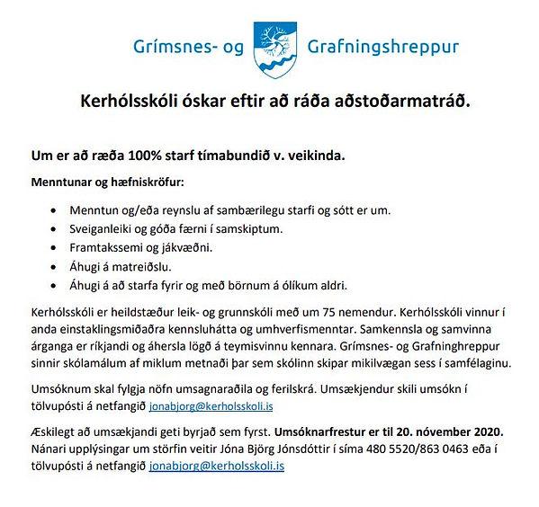aðstoðarmatráður.mynd.JPG