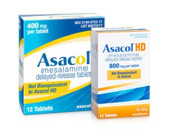 Asacol Medication