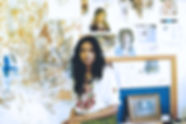 kelly frank artist female london