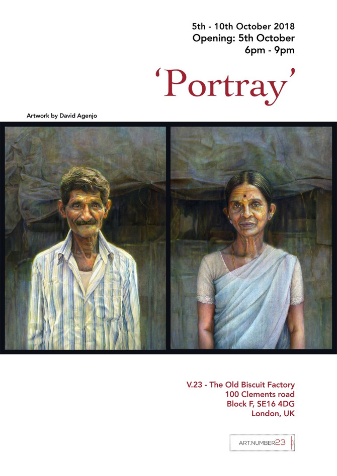 Portray Exhibiton - Art Number 23
