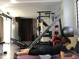 多裂筋のトレーニング