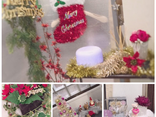 クリスマスバージョン(*^-^*)