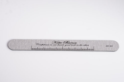 KB 2way Nail FIle 240/240 Grit