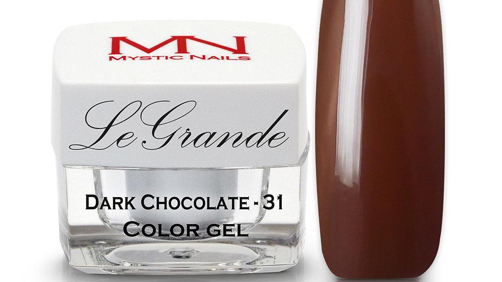 Le Grande-31-Dark Chocolate 4g