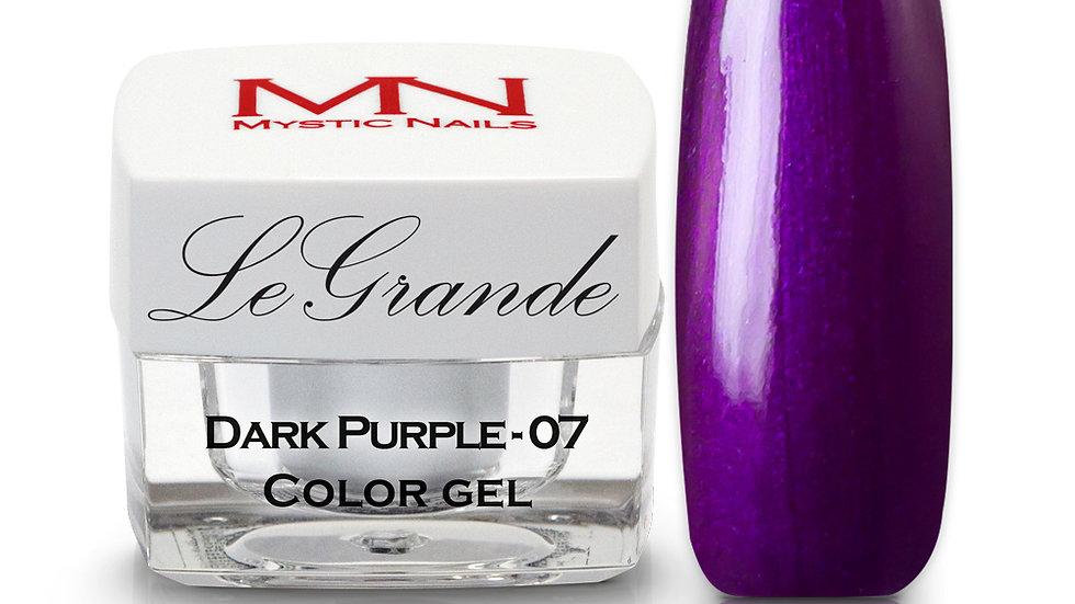 Le Grande-07-Dark Purple 4g