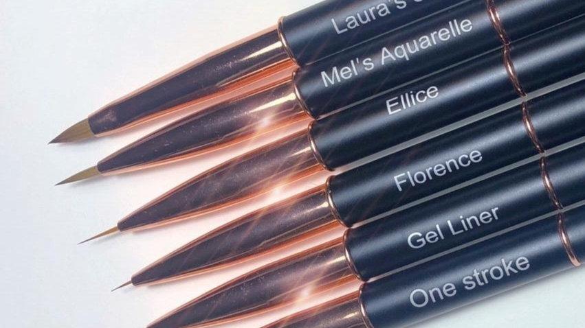 Mels Aquarelle brush