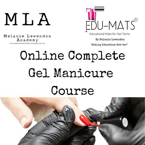 Complete Gel Manicure Online Course