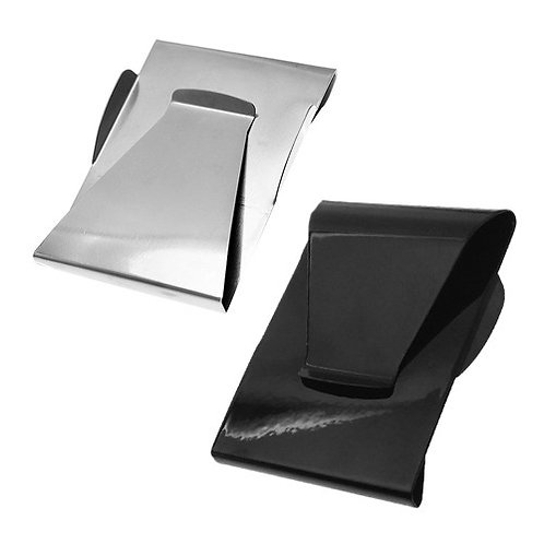 MC-02 STAINLESS STEELE MONEY CLIP