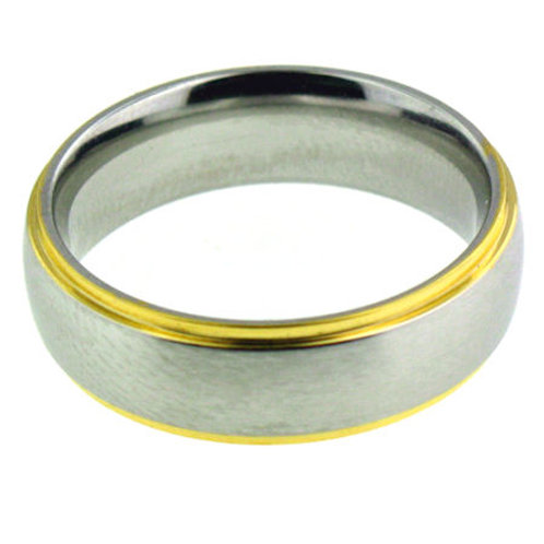 RS-01 GOLD PLATED COMFORT BAND