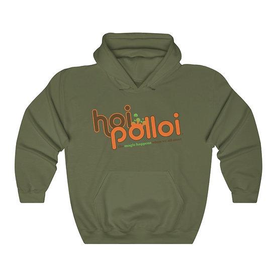 Hoi Polloi Heavy Blend™ Hooded Sweatshirt