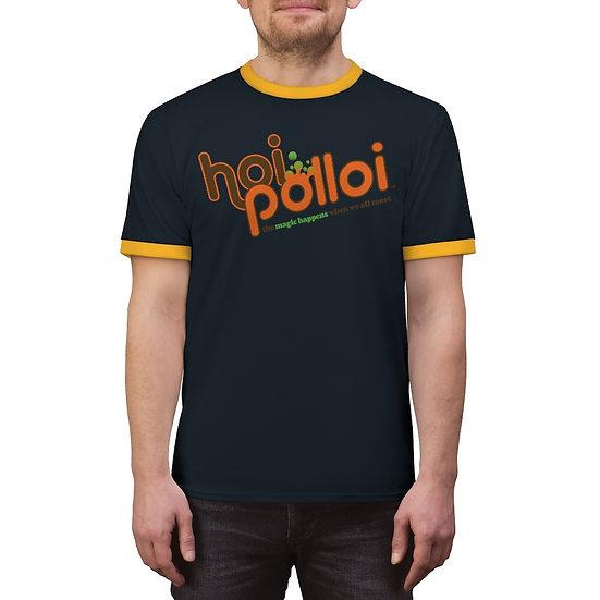 Hoi Polloi Classic Ringer Tee
