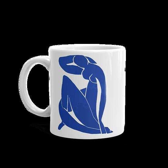 Henri Matisse Blue Nude 1952 Artwork Mug