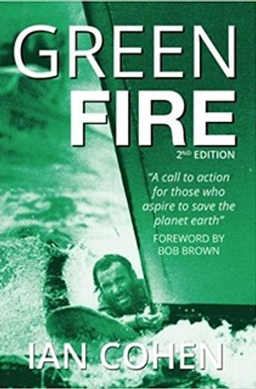 Green Fire second edition by Ian Cohen
