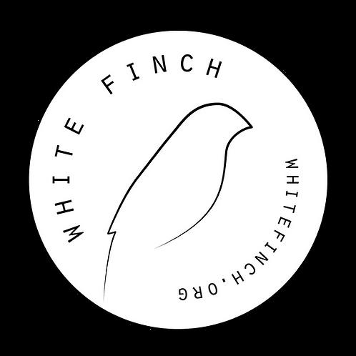 White Finch English breakfast teabags, 15
