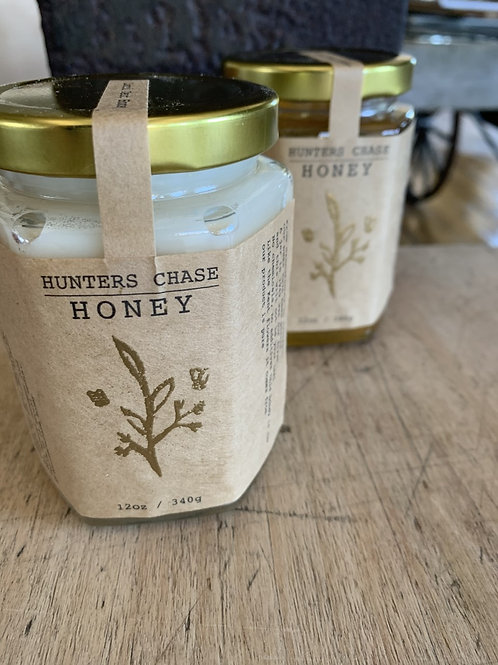 Hunters Chase set honey, 340g