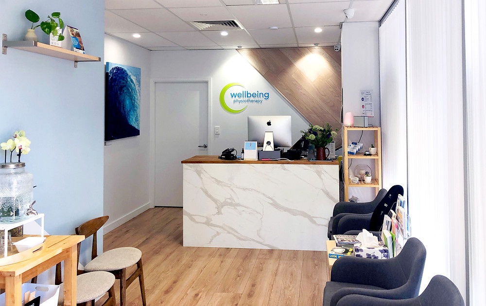 New Clinic | Wellbeing Physiotherapy Leederville