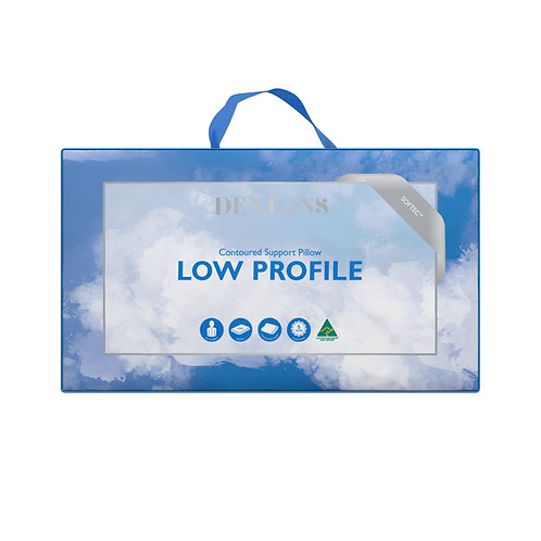 Dentons - Low Profile Pillow