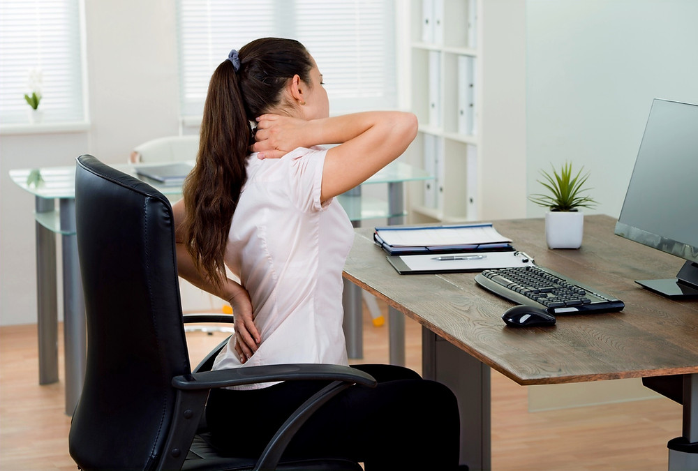 Posture causes pain   Wellbeing Physiotherapy Leederville