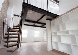Contemporary Loft Design
