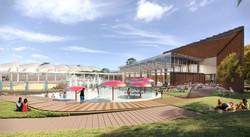 Aquatic Centre Design