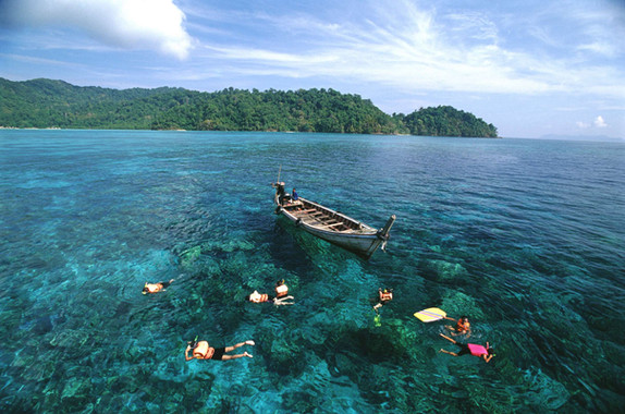 Phang Nga Waters