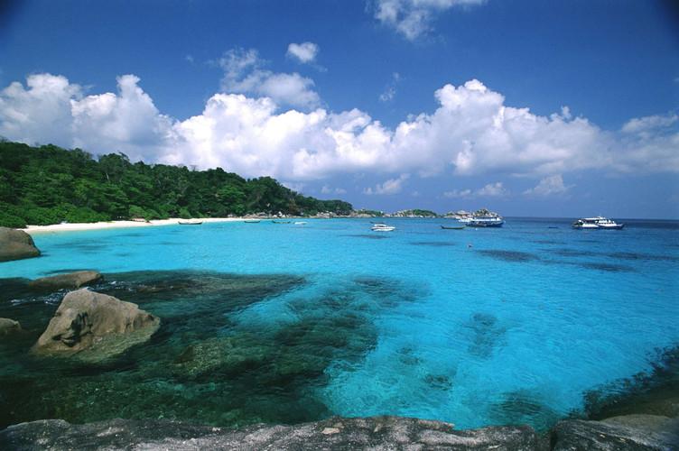 Phang Nga Beach