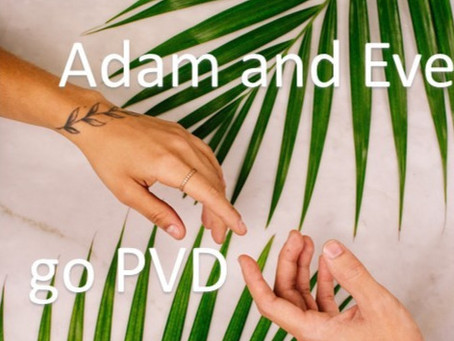 What Adam and Eve have to do with PVD Coatings?
